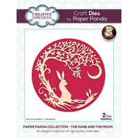 Creative Expressions - Paper Panda - Craft Dies - The Hare And The Moon