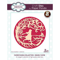 Creative Expressions - Paper Panda - Craft Dies - Nearly Home