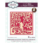 Creative Expressions - Paper Panda Collection - Craft Dies - Magic Is All Around Us