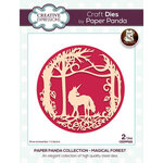 Creative Expressions - Paper Panda Collection - Craft Dies - Magical Forest