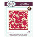 Creative Expressions - Paper Panda Collection - Craft Dies - Love Nest