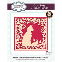 Creative Expressions - Paper Panda Collection - Craft Dies - The Cats Pause