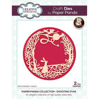 Creative Expressions - Paper Panda Collection - Craft Dies - Shooting Star