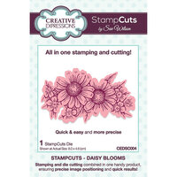Creative Expressions - StampCuts - Daisy Blooms