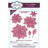 Creative Expressions - Christmas - StampCuts - Poinsettia
