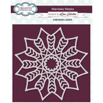 Creative Expressions - Mandala Masks - Stencils - Chevron Loops