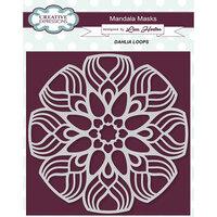Creative Expressions - Mandala Masks - Stencils - Dahlia Loops