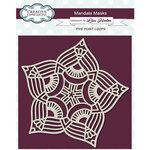 Creative Expressions - Mandala Masks - Stencils - Five Point Loops