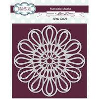 Creative Expressions - Mandala Masks - Stencils - Petal Loops