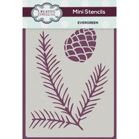 Creative Expressions - Stencils - Mini - Evergreen