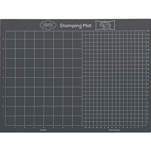 Creative Expressions - 12 x 15 - Foam Stamping Mat