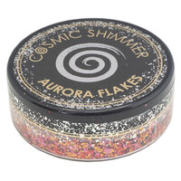 Creative Expressions - Cosmic Shimmer - Aurora Flakes - Amber Glow
