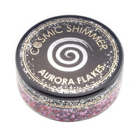 Creative Expressions - Cosmic Shimmer - Aurora Flakes - Blissful Berry