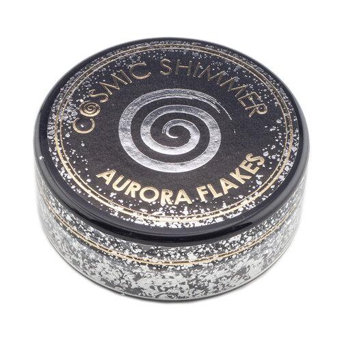 Creative Expressions - Cosmic Shimmer - Aurora Flakes - Black Diamond