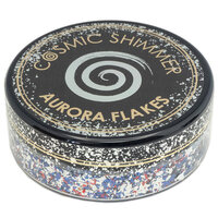Creative Expressions - Cosmic Shimmer - Aurora Flakes - Royal Sparkle
