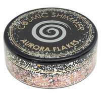 Creative Expressions - Cosmic Shimmer - Aurora Flakes - Rainbow Sherbet