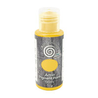 Creative Expressions - Cosmic Shimmer - Artist Pigment Paint - Primary Yellow
