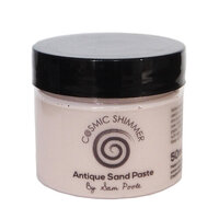 Creative Expressions - Cosmic Shimmer - Antique Sand Paste - Fading Rose