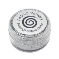 Creative Expressions - Cosmic Shimmer - Biodegradable Glitter - Bright Silver