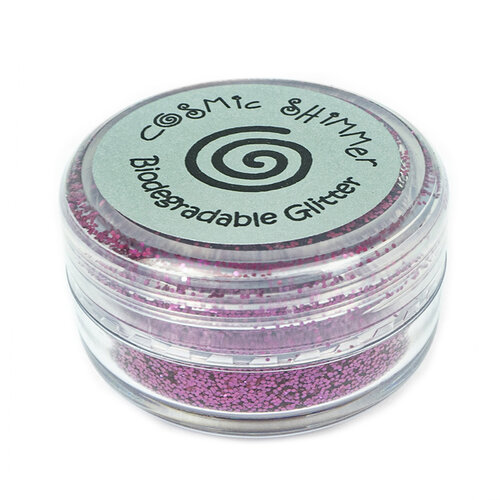 Creative Expressions - Cosmic Shimmer - Biodegradable Glitter - Fuchsia