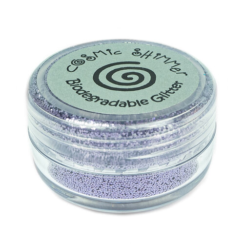 Creative Expressions - Cosmic Shimmer - Biodegradable Glitter - Lilac Mist