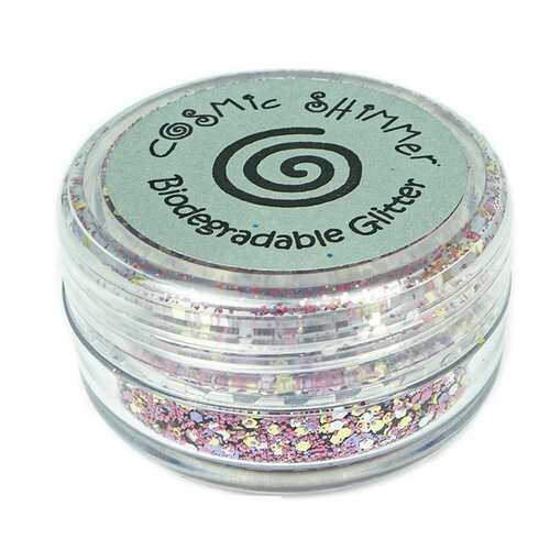 Creative Expressions - Cosmic Shimmer - Biodegradable Glitter Mix - Marshmallow