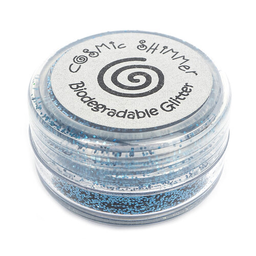 Creative Expressions - Cosmic Shimmer - Biodegradable Glitter - Ocean Blue