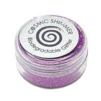 Creative Expressions - Cosmic Shimmer - Biodegradable Glitter - Raspberry Dazzle