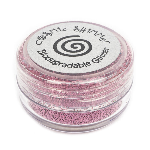 Creative Expressions - Cosmic Shimmer - Biodegradable Glitter - Rose Pink