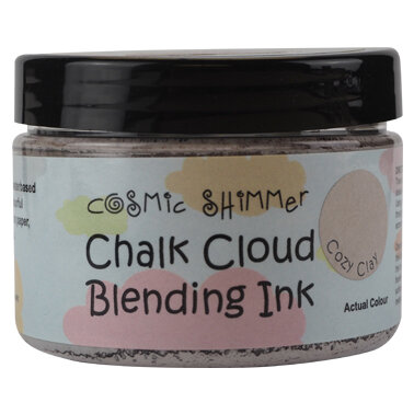 Creative Expressions - Cosmic Shimmer - Chalk Cloud Blending Ink - Cozy Clay