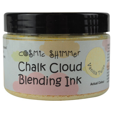 Creative Expressions - Cosmic Shimmer - Chalk Cloud Blending Ink - Vanilla Twist