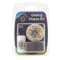 Creative Expressions - Cosmic Shimmer - Gilding Flakes Kit - Egyptian Gold