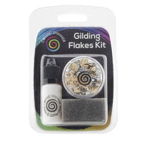 Creative Expressions - Cosmic Shimmer - Gilding Flakes Kit - Sunlight Speckle