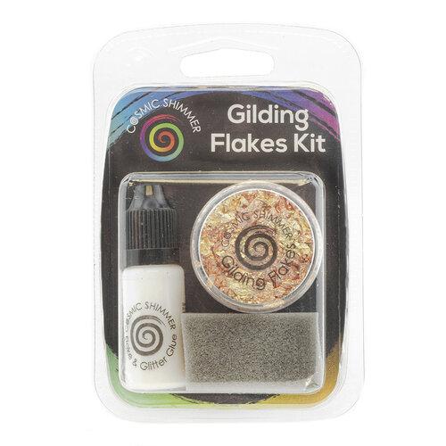 Creative Expressions - Cosmic Shimmer - Gilding Flakes Kit - Warm Sunrise