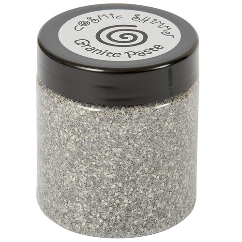 Creative Expressions - Cosmic Shimmer - Granite Paste - Black Pearl