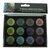 Creative Expressions - Cosmic Shimmer - Iridescent Watercolour Palette - Set 5 - Greens and Purples