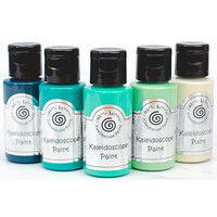 Creative Expressions - Cosmic Shimmer - Kaleidoscope Paint Set - Jade Garden