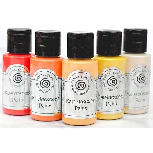 Creative Expressions - Cosmic Shimmer - Kaleidoscope Paint Set - Sunset Boulevard