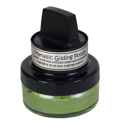 Creative Expressions - Cosmic Shimmer - Metallic Gilding Polish - Citrus Green