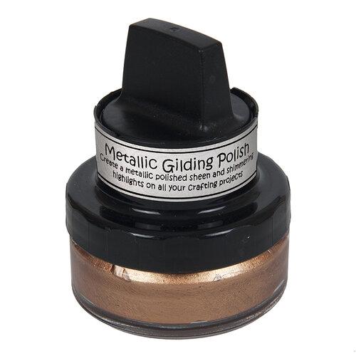 Creative Expressions - Cosmic Shimmer - Metallic Gilding Polish - Copper Shine