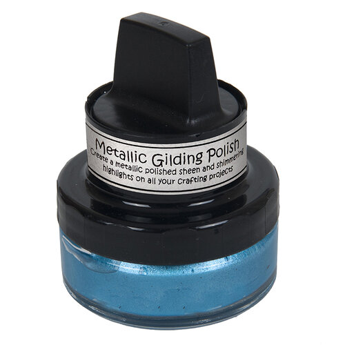 Creative Expressions - Cosmic Shimmer - Metallic Gilding Polish - Ocean Teal