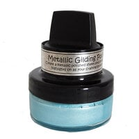 Creative Expressions - Cosmic Shimmer - Metallic Gilding Polish - Powder Blue