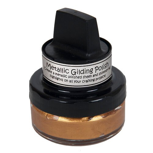 Creative Expressions - Cosmic Shimmer - Metallic Gilding Polish - Gold Treasure
