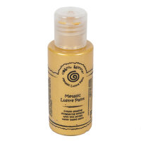 Creative Expressions - Cosmic Shimmer - Metallic Lustre Paint - Marigold