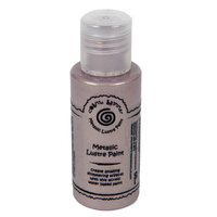 Creative Expressions - Cosmic Shimmer - Metallic Lustre Paint - Sahara Mist