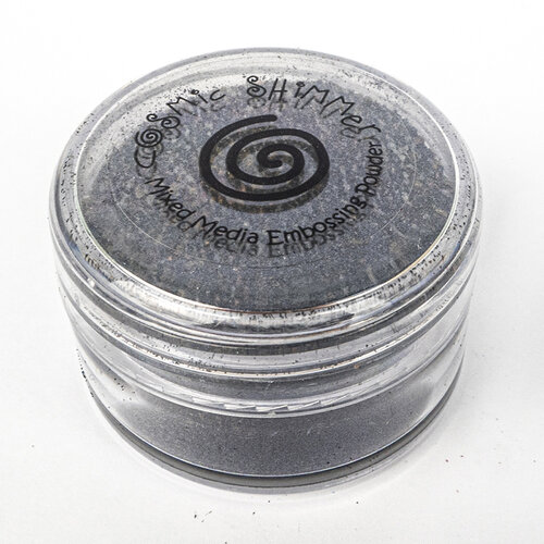 Creative Expressions - Cosmic Shimmer - Mixed Media Embossing Powder - Iron Age