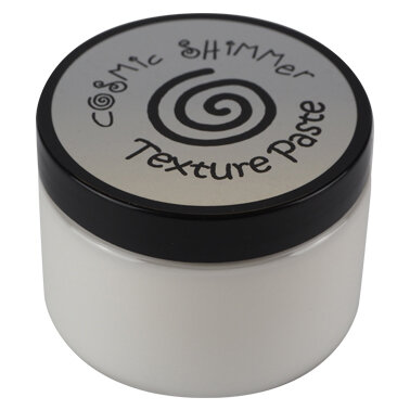 Creative Expressions - Cosmic Shimmer - Pearl Texture Paste - Clear