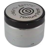 Creative Expressions - Cosmic Shimmer - Pearl Texture Paste - Silver Pearl