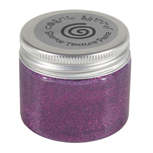 Creative Expressions - Cosmic Shimmer - Sparkle Texture Paste - Antique Rose