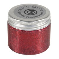 Creative Expressions - Cosmic Shimmer - Sparkle Texture Paste - Berry Red